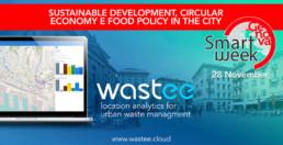 Colouree-Genova-Smart-Week-2019 gestione rifiuti resilienza e circular economy